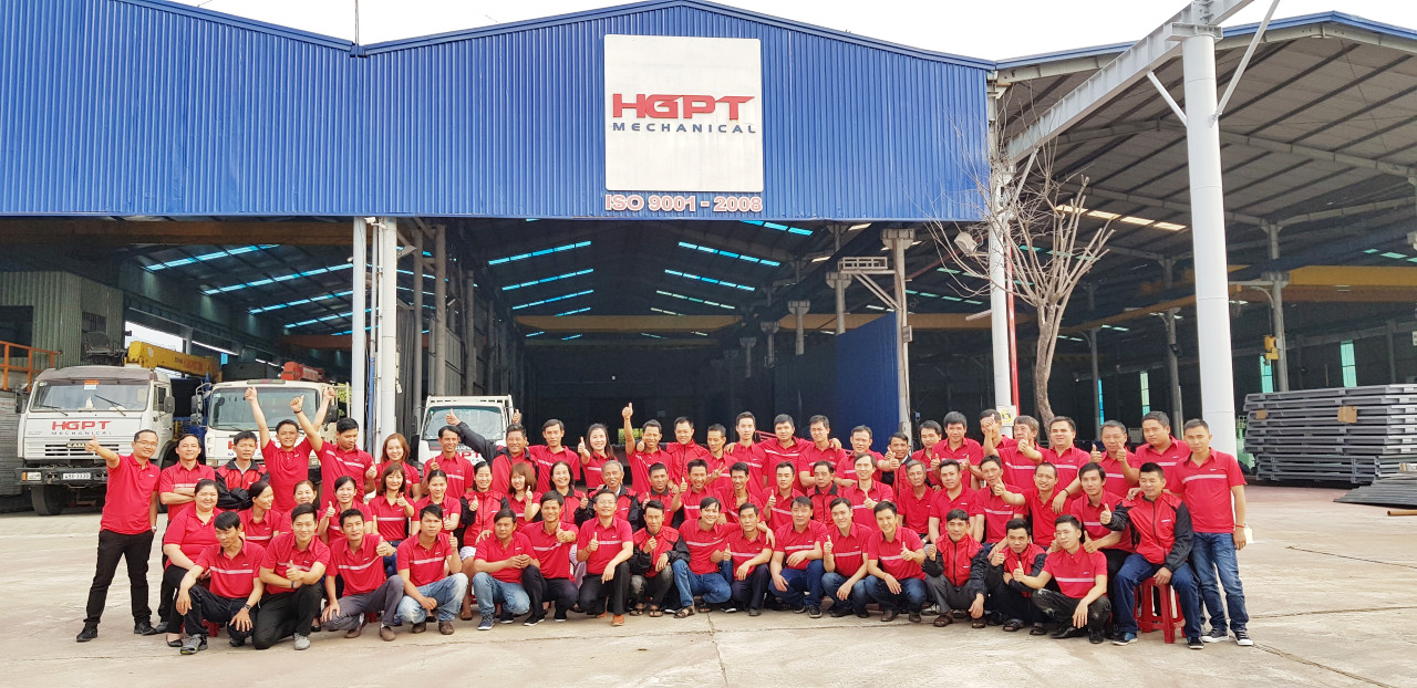Our new workshop officially came into operation – HGPT Mechanical