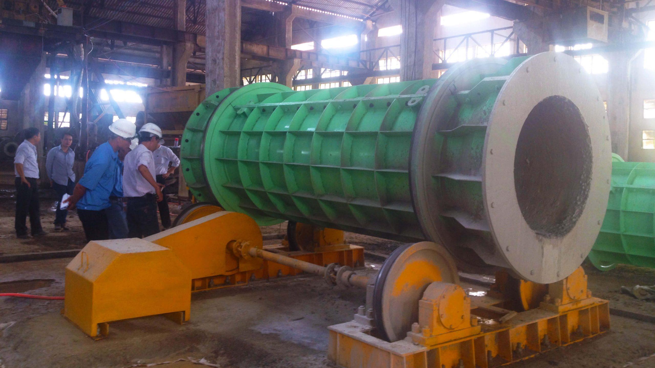 Rotational Molding technology transfer