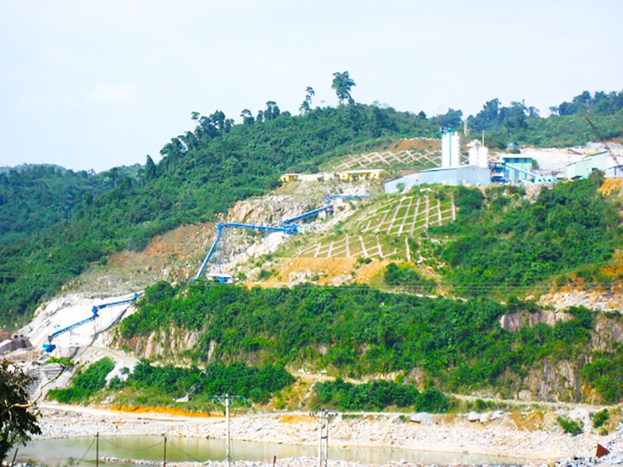 Thiết bị Cơ khí thủy công, Đường ống áp lực Thủy điện 715 (Đắk Lắk)