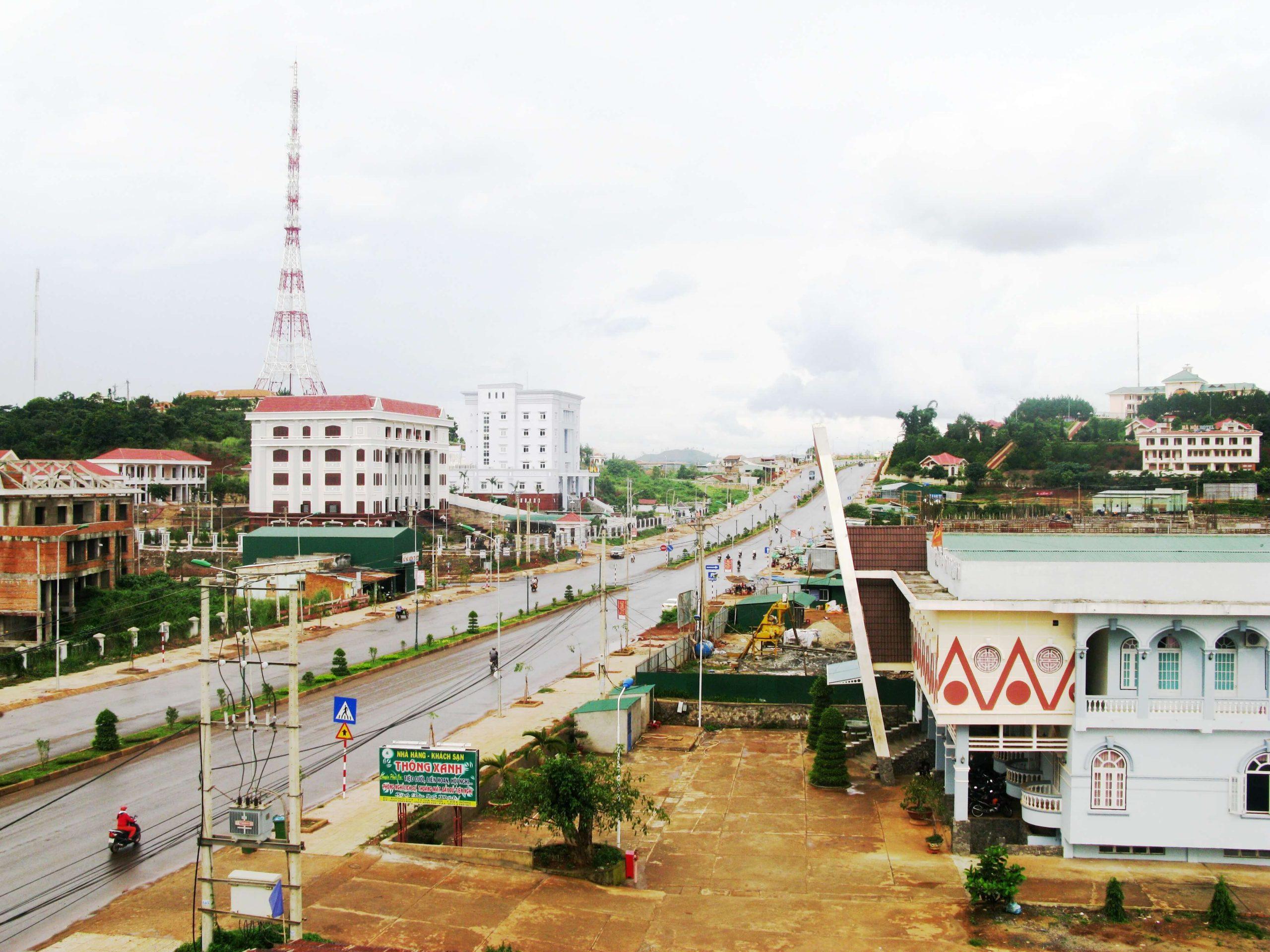 Chống quá tải lưới điện khu vực huyện Đắk Mil, Đắk Glong tỉnh Đắk Nông