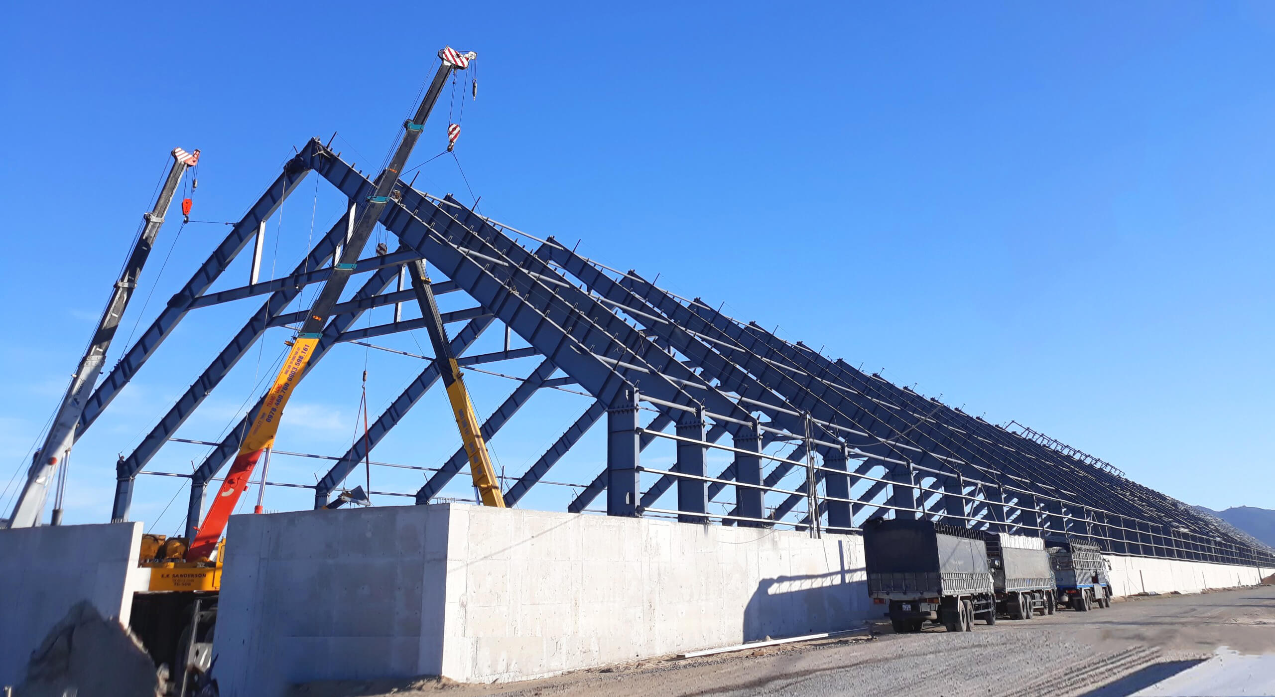 High-quality Steel Structure