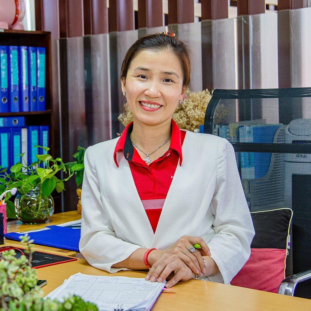Trần Thị Thanh Tâm
