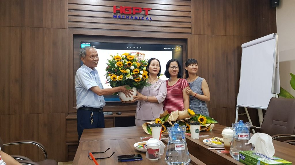 October 20, 2019 – Vietnamese Women's Day at HGPT Mechanical