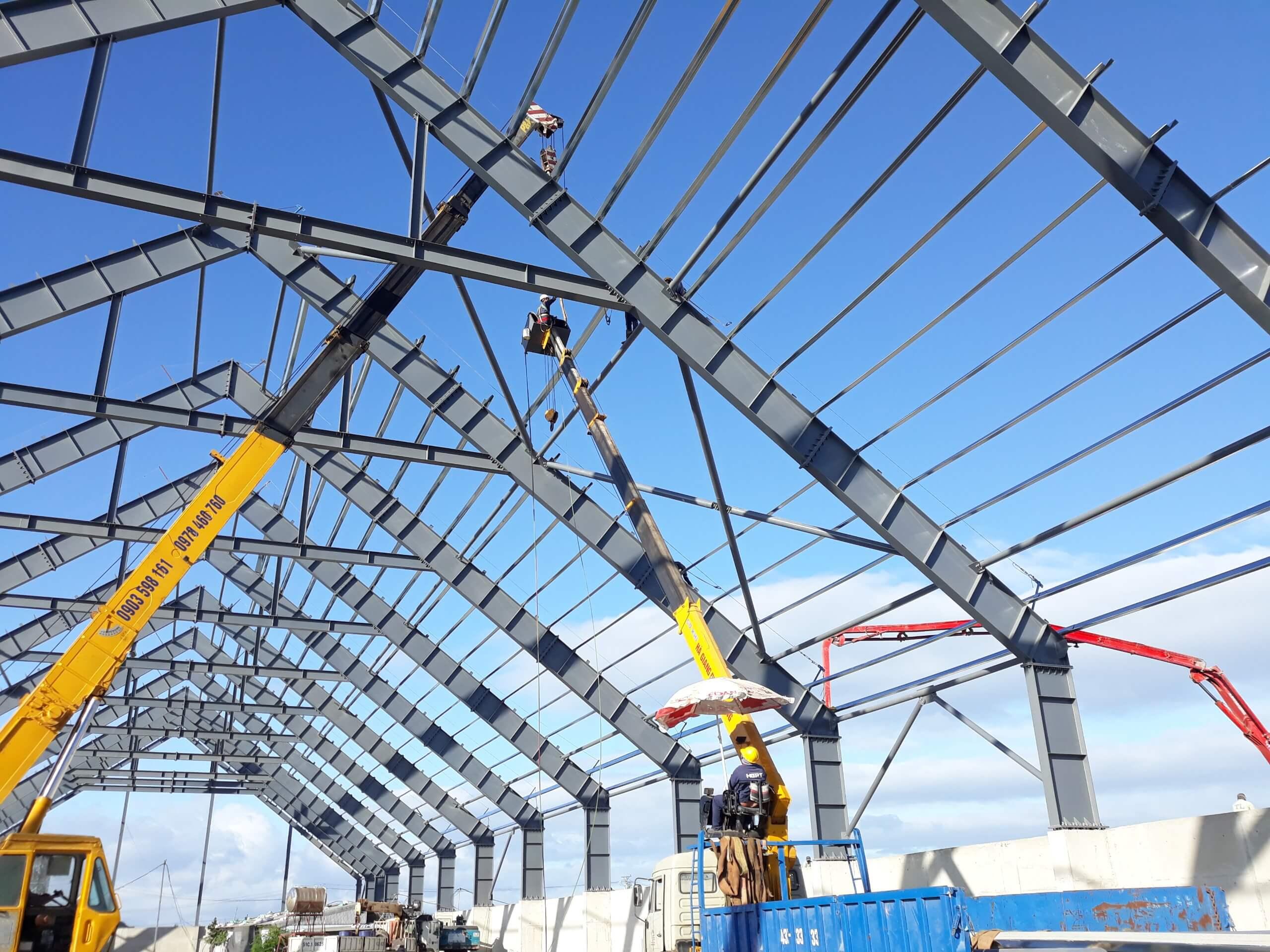 HGPT Mechanical – Khí thế ra quân trên tất cả các công trình