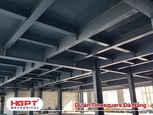 Bảo vệ: Kết cấu thép – Giải pháp cho công trình đúng tiêu chuẩn