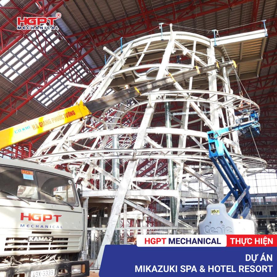 Du an Mikazuki & Hotel Resort