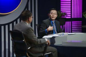 "Chia se của CEO Ha Duc Hung trong chuong trinh ""Chia khoa thanh cong"""