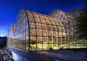 Hệ sinh thái kín nhân tạo tại Bioshere 2, Oracle, Ariz