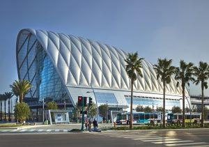 Nhà Ga Trung tâm Quốc tế ở Anaheim, California