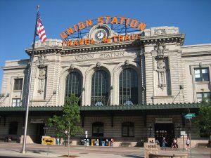 Nhà Ga Denver Union
