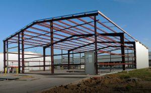 Pre-Engineered Steel Metal Buildings - HGPT Mechanical